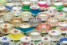 TEA PARTY OBSESSION / by Miss Sheenie