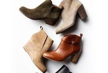 Walk the Line / Shoes, shoes, shoes, Lucky Brand and vintage. / by Lucky Brand
