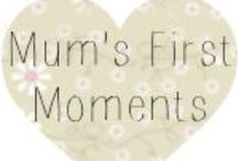 !! Two Tiny Terrors !! Mum's First Moments Blogger Series