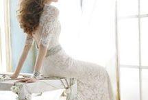 Wedding Dress Ideas / Wedding style that I like / by Stella Shteinbuk