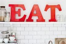 Ideas for Kitchen / by Stella Shteinbuk