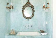 Ideas for Bathroom / by Stella Shteinbuk