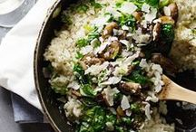 Veggie dinner recipes / Healthy but you'd never know it