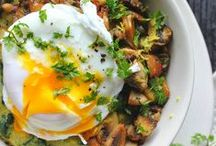 Brunch / Brunch ideas, recipes and places to go