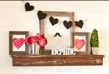 Valentines Day Decor Inspiration