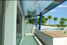 Rendering 2015 / Il progetto dell' Hotel Le Soleil 2015 - Jesolo Beach