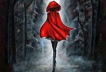 Red Riding Hood / by Stella Shteinbuk