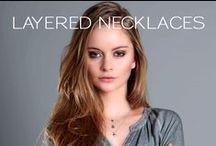La Vie est Belle / Layered Necklaces