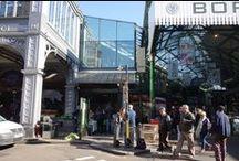 Food markets & pop-ups / British food markets, pop-ups and short term venues