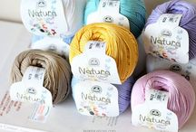 Natura Cotton / Product and project inspiration from DMC Natura Just Cotton