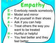 Therapy: Social skills, empathy, etc.