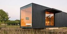 Conteiner Home / Casas finalizadas e ideias para casas a partir de contêineres! Completed houses and ideas for homes from containers!