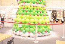 Balões decoração / Decorações em balões