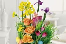 Spring Flower Arrangement Ideas / Spring flower ideas and others offered at Blossoms.