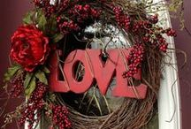 Valentine's Day Flower Arrangements / Valentine's Day flower ideas, arrangements, and gift baskets offered at Blossoms.