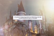 """Harry Potter / ⚡️"""" I open at the close""""⚡️ / by Bella"""