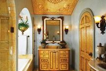 Bathrooms / by Lia Skinner