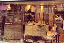 Shop Window Displays / We love our shop window and creating amazing displays.