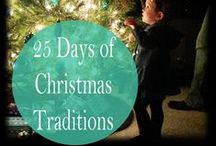 Christmas decorating / Ideas for Christmas decorations.
