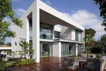 Exteriors / Architecture, doorways and gardens.