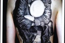 Tattoo's / Top Tattoo's