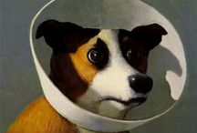 Dogs / Dog paintings, photos and products