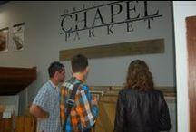 Noc z Designem 2014 / 12 czerwca we wrocławskiej Galerii Wnętrz DOMAR odbyła się VI Noc z Designem. W wydarzeniu nie zabrakło przedstawicieli firmy Chapel Parket Polska.