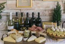 Cheese + Wine