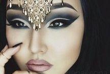 Fantasy / creative make up
