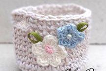 Crochet / trabajos elaborados en crochet