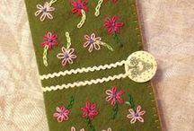 Bordados / El Placer del bordado a mano, el placer de lo hecho despacio