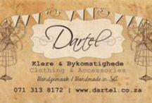Dartel / Online shop, www.dartel.co.za