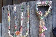 Garden ideas / Идеи для дачи
