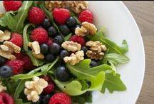 Things to eat! / Inspiratie voor (bijna altijd) gezonde recepten :)
