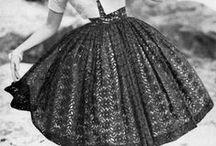 Vintage Skirts / Vintage Skirts