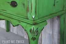 Chalk Paint ® | Antibes Green