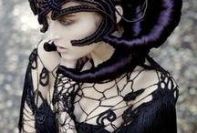 Gothic / Art and Fashion Photography Imgaes in Gothic collection