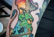 Tattoos!?