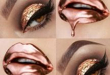 Makeup and Fashion / Artistic photos of Make up and Fashion