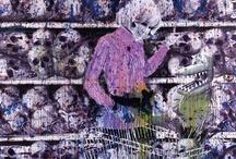 """Lado B / Black Life / Viernes 2 de Noviembre inauguro """"Lado B"""" en Document Art Gallery de Bs As. Loyola 32, 19 hs."""