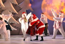 Ballet at Christmas time! / Merry Christmas from all at Central School of Ballet! Here is a selection of our favourite Christmas inspired ballet pics!