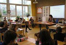 KidsKookles.nl / Wekelijks geef ik kooklessen aan kinderen op basisscholen in Alkmaar en Heerhugowaard. Meestal koken we gezonde gerechten. Af en toe ook iets minder gezond zoals cakejes versieren.