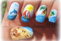 Nail Art Video by dreamyMM