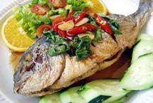 Main dish Fish / Relevé de Poisson  - Hoofdgerecht Vis