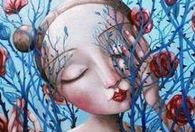 Cool art / by Myrna Scott