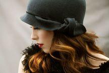 Hat style / Hats wht i love and i really want them