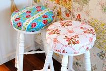 Cheery chairs