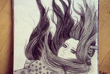 MyArt Pepe-chan / My drawings, my art, my style