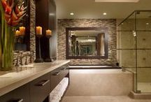 Inspirational Bathrooms / Bathrooms that we find inspirational.