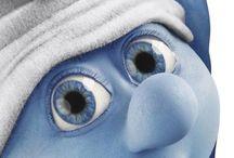 Smurff / I smurf u <3